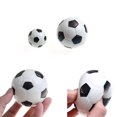 1PC Stress Relief Vent Ball Mini Football Squeeze Foam Soccer Ball Kids Toy