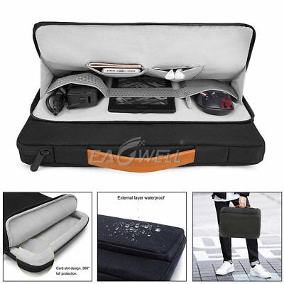 "AU Universal Laptop Sleeve Case Bag Handbag Pouch For Lenovo 13.3"" 14"" NoteBook"