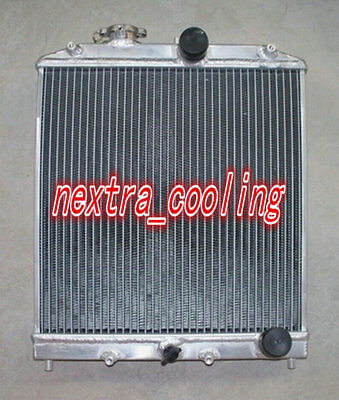 88-00 Civic CRX Integra 42mm 2 Row Performance Radiator Honda EF EG EK EM1 DC DA