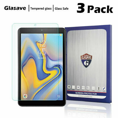 "[2-Pack] Samsung Galaxy Tab A 8.0"" SM-T387 2018 Tempered Glass Screen Protector"