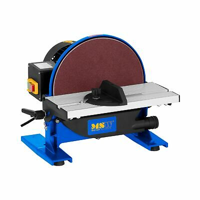 Disc Sanding Machine Grinder Belt Sander Professional Dust Extraction Tool