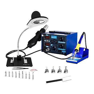 Professional Soldering Station Digital Electronic Welder Tool With Extensive Kit