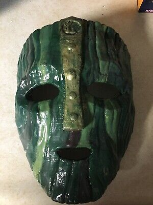 "Loki Mask from the movie ""The Mask"""