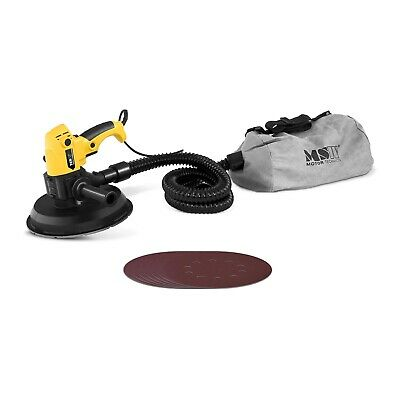Electric Drywall Sander Professional Ceiling Sander 1000 W With Dust Bag
