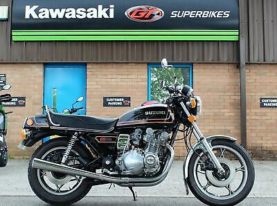 SUZUKI GS850G 1980 Outstanding Condition 11900 miles from new