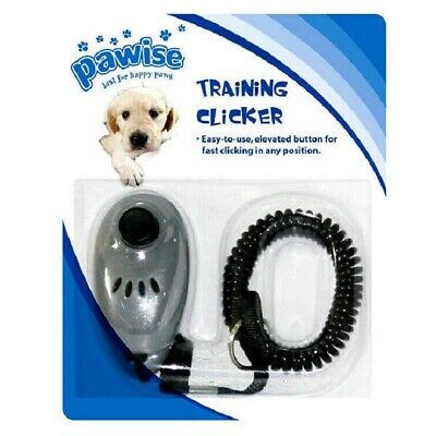 Pawise Clicker Training Aid Dog Training Puppy