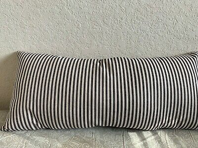 Empty Insert Cover *Bolster Long Tube*Stuff by yourself-Reuse your Old Pillow
