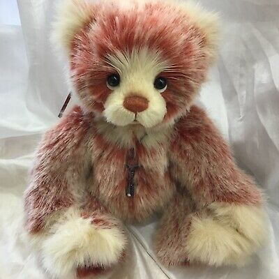 Charlie Bears  Bakewellplush Jointed Bear 12.5 Inches New For 2019