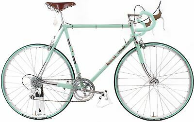 NEW 2018 Bianchi L'Eroica 59cm Lugged Columbus Steel Road Bike Campagnolo 10 sp