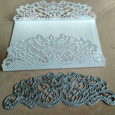 Carbon steel Die Lace Frame Cutting Dies Scrapbooking Embossing Mold Stencils