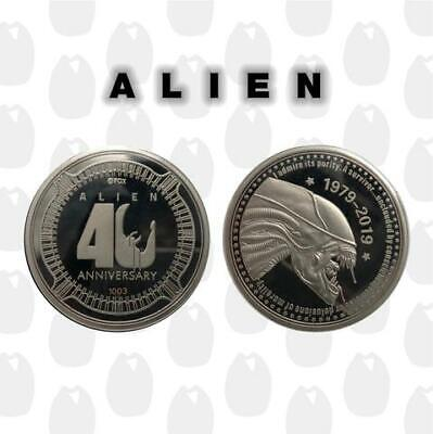 Alien 40th Anniversary Limited Edition - Coin