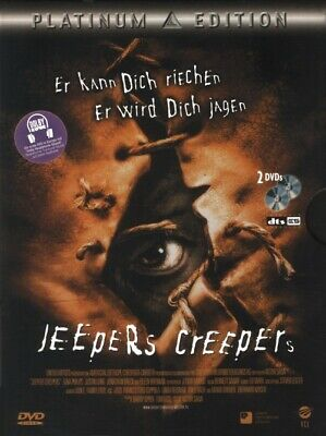 Jeepers Creepers - Platinum Edition DVD gebraucht gut