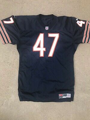 1ebd87c6 AUTHENTIC NIKE NFL Chicago Bears Team Issued Jersey Marcus Robinson ...