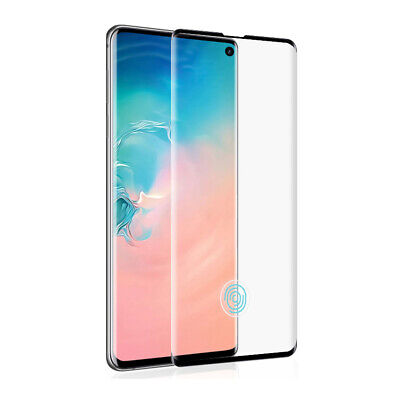 SAMSUNG GALAXY S10 Clear Tempered Glass Screen Protector
