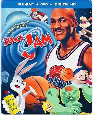 Space Jam Steelbook - Best Buy - Blu-ray Neu/OVP