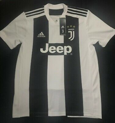 38945f526 New Authentic Juventus Home Jersey M 2018 2019 CF3489 Soccer Football Adidas