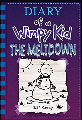 The Meltdown (Diary of a Wimpy Kid Book 13) by Kinney Jeff