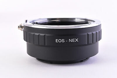 Lens Adapter Ring for Canon EOS to NEX Sony E Mount BRAND NEW V65