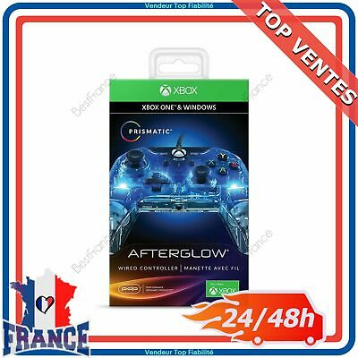 Manette Filaire Afterglow Prismatic Xbox One One S One X Windows PC