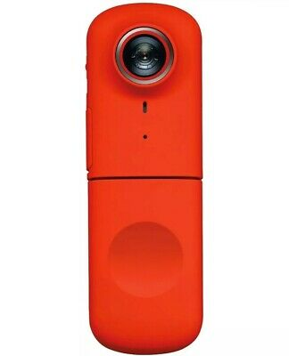 Logitech bemo 8MP Social Camera for iPhone- Moroccan Red 960x720 Bluetooth v2.1