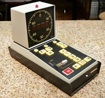 Vintage Ampex SMC 60 - SUPER RARE Slow Motion Controller - One of the FIRST!