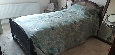 Antique Begere single bed - beautiful condition