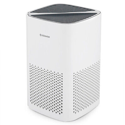 Alfawise HEPA AIR PURIFIER IONISER HUMIDIFIER LARGE ROOM COVERAGE AIR CLEANER A+