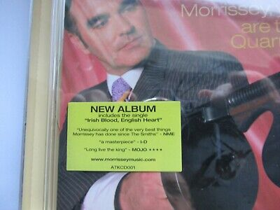 You Are the Quarry von Morrissey | CD | Zustand sehr gut