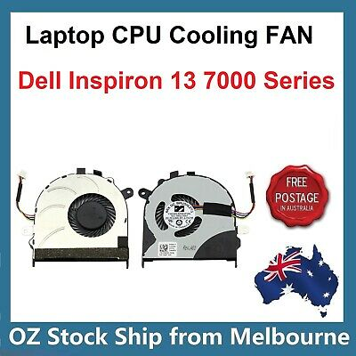 CPU Cooling Fan for Dell Inspiron 13-7000 7347 7348 7352 Series D4CG8 0D4CG8