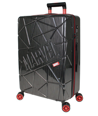 "Marvel - 24"" Medium 4 Wheel Hardside Suitcase"