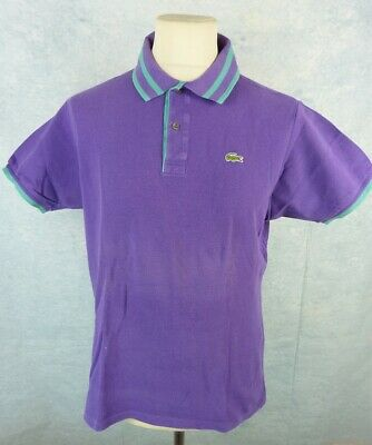 Lacoste Coton 6 Eur 76 Manches Vert Polo 13 Courtes Homme Taille f6b7yg