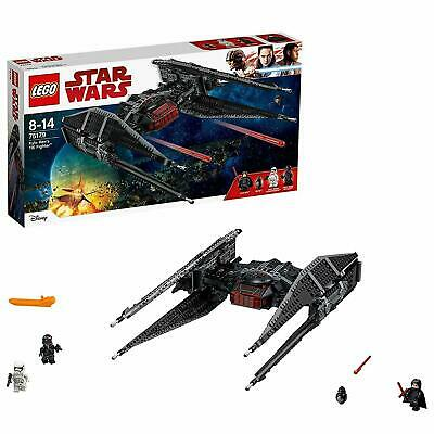 BNIB 75179 LEGO Disney STAR WARS Kylo Ren's TIE Fighter inc UK Tracked P&P