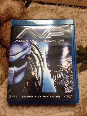 Alien vs. Predator (Blu-ray Disc, 2007)