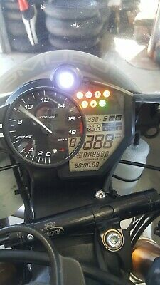 Yamaha R6 2017 - 2019 Clocks Dash Bn6