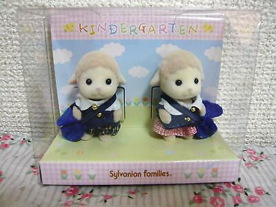 Sylvanian Families SHEEP KINDERGARTEN PAIR Available Only in Official Shop