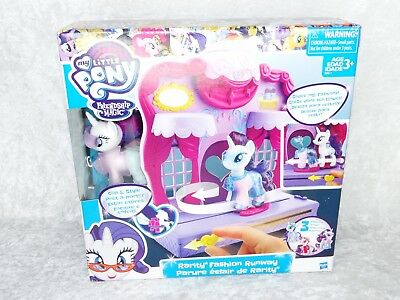 My Little Pony Amistad Magia Es Rareza Moda Pista Unicornio My Little Pony