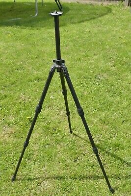 Gitzo Carbon Fibre Mountaineer tripod - well used but in good usable condition