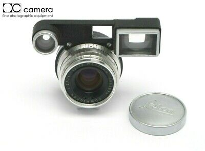 Leica 35mm f2 Summicron M Mount Lens with Goggles  #29480