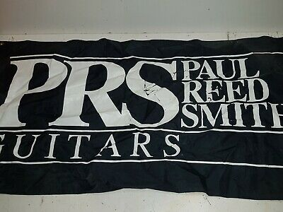 Paul Reed Smith Prs Banner / Flag