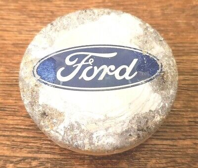 Ford alloy wheel centre cap x1 Genuine Fiesta Mondeo Focus Kuga S-Max 21-1003-AA