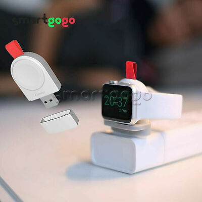 Portable Watch Wireless Charger for Apple Watch iwatch 1/2/3/4 Power Mini BSG
