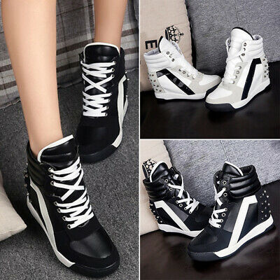 BASKET CHAUSSURE MONTANTE nike Femme Taille 37 12 adidas