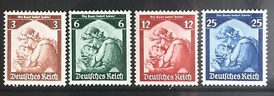 Germany Third Reich 1935 Saar Poll issues MLH