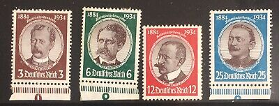 Germany Third Reich 1934 Colonial Researchers MLH