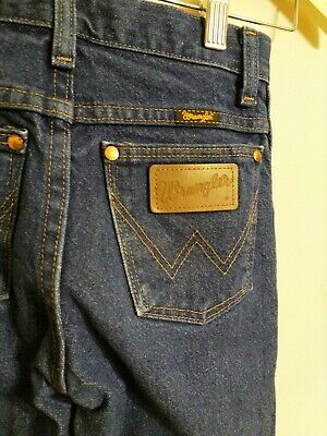 Cute Wrangler Jeans for small Boy or Girl Great Condition measurements within