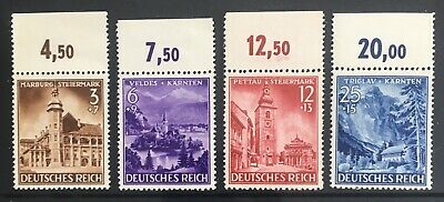 Germany Third Reich 1941 Inclusion of Sub-Areas MNH + Margin