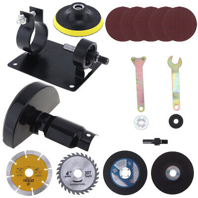 17pcs 13mm Electric Drill Cutting Seat Conversion Tool Accessories for Grinding