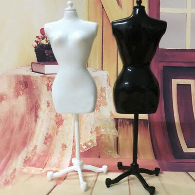 Fashion Doll Display Holder Dress Clothes Mannequin Model Stand For DollTS