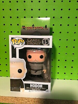 Funko Pop Vinyl Television Game of Thrones The Hodor #15