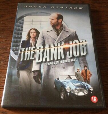 "DVD  / THE BANK JOB ""BRAQUAGE A L'ANGLAISE"" avec JASON STATHAM"
